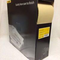 """Mirka 4 1/2"""" x 5"""" 800 Grit Gold Fold Pad Roll"""