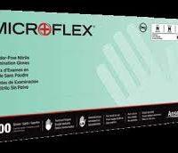 Ansell exam gloves