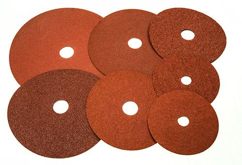 Sand Disc Sand Paper